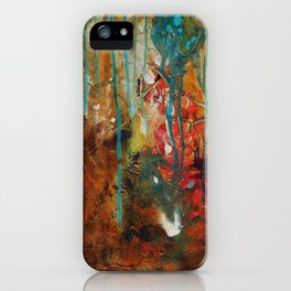 The Canyon (Piece 3) iPhone Case