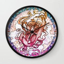 The Chinese Zodiac - Monkey Wall Clock