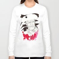 picasso Long Sleeve T-shirts featuring Picasso by Mitja Bokun