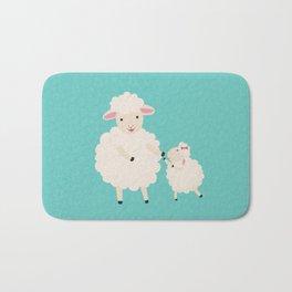 Sheep Series [SS 02] Bath Mat