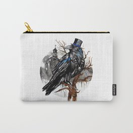 Dark Raven Carry-All Pouch