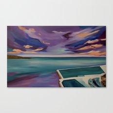 DNSW Series: The Bliss of Bondi  Canvas Print