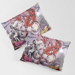 Ms. Ayahuasca de Pompadour Pillow Sham