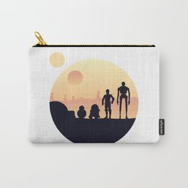 starwar droids Carry-All Pouch