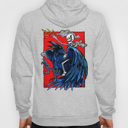 In to the crow Hoody