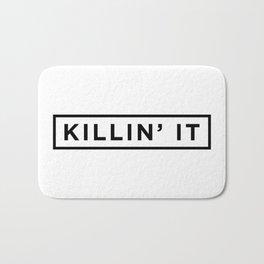 Killin it Bath Mat
