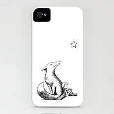 Prince and the Fox iPhone (4, 4s) Slim Case
