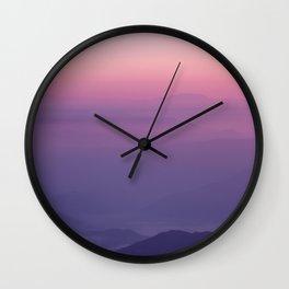 Tiger Hill Wall Clock