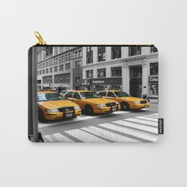NYC Yellow Cabs Radio Shack - USA Carry-All Pouch