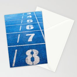 Athletics Stationery Cards