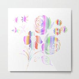 Sweet bouquet Metal Print
