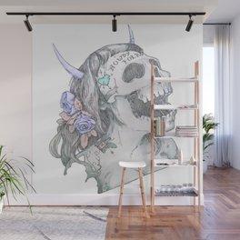 Howdy, gurl Wall Mural