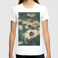 vintage floral T-shirts featuring Floral by Pure Nature Photos