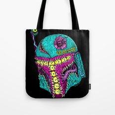 Monster Fett Tote Bag