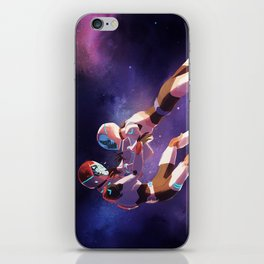 Spaced (kallura) iPhone Skin