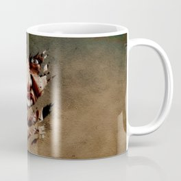 Vampire Screaming Coffee Mug