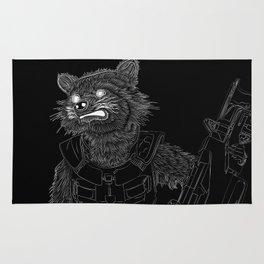 Rocket Raccoon, GuardiansOfTheGalaxy Rug
