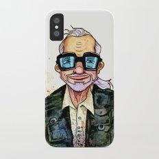 George A. Romero iPhone X Slim Case