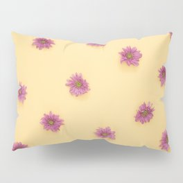 Flowers Pattern Pillow Sham