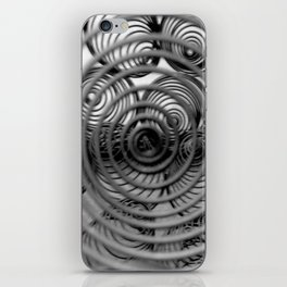 Spinning iPhone Skin