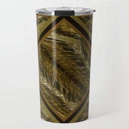Feather Weave DPA170105a Travel Mug