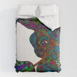 Boho Creative Attitude Comforters