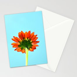 Bloom From Below Stationery Cards