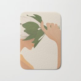 One with Nature Bath Mat