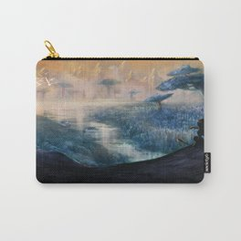 Plavim Forest Carry-All Pouch