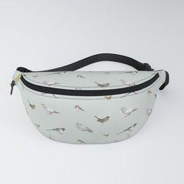 Garden birds Fanny Pack
