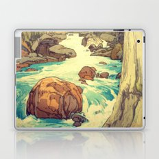 The Walk to Hokodoyama Laptop & iPad Skin