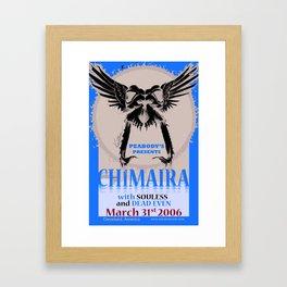 Chimaira Poster 2006 Framed Art Print