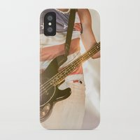 rock and roll iPhone & iPod Cases featuring Rock & Roll by MichaelAndrew