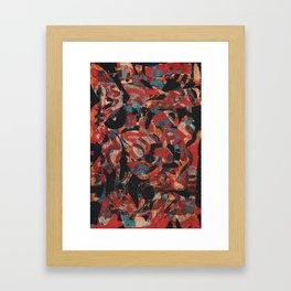 Pattern № 85 Framed Art Print