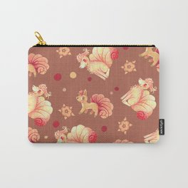 Vulpix & Ninetales pattern Carry-All Pouch
