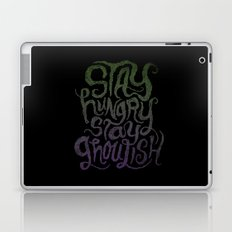 Stay Hungry, Stay Ghoulish  Laptop & iPad Skin