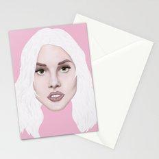 Àstrid Bergès-Frisbey Stationery Cards