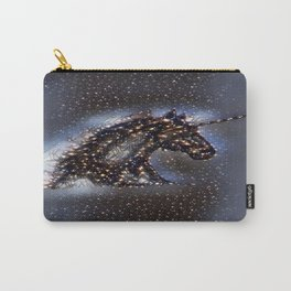 Unicorn Knight Carry-All Pouch