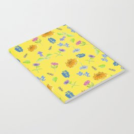 Flowers-Perennials Notebook