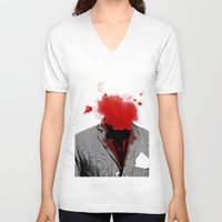 danny haas V-neck T-shirts featuring Danny by NicholasB