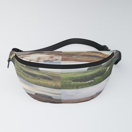 the clump through the seasons Fanny Pack