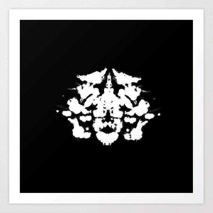 What do you see? Kunstdrucke