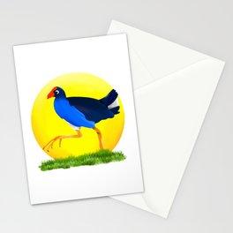 Pukeko Stationery Cards
