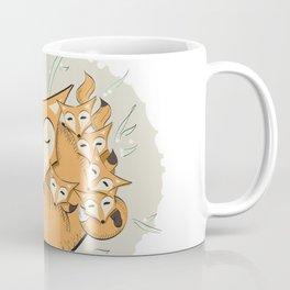 Mom fox Coffee Mug