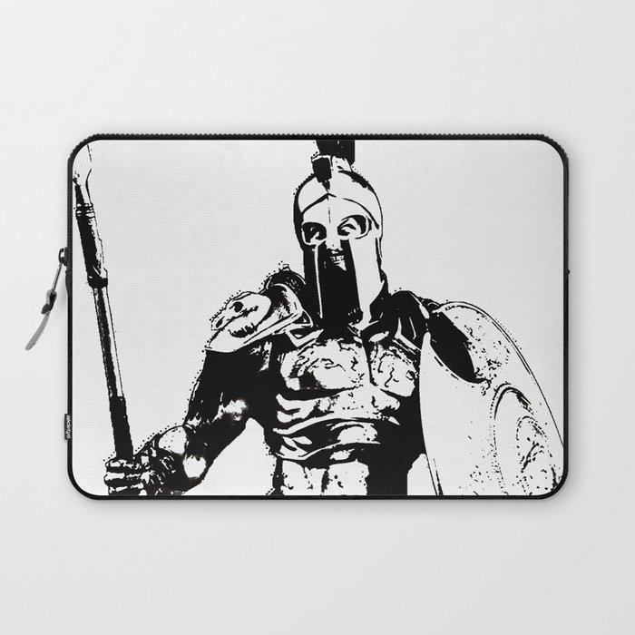 Battleborn, Spartan Warrior Laptop Sleeve