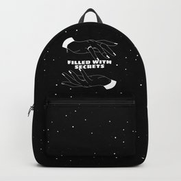 Filled with secrets Backpack