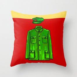 Chairman Mao Throw Pillow