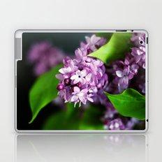 fresh lilacs Laptop & iPad Skin