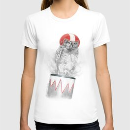 CannonbOwl or Cannonball Owl T-shirt