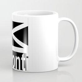 Riggo Monti  Design #8 - Riggo Monti Deco Tile Design Coffee Mug